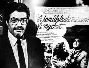 Ettore SCOLA  (1931 -       )  Italy