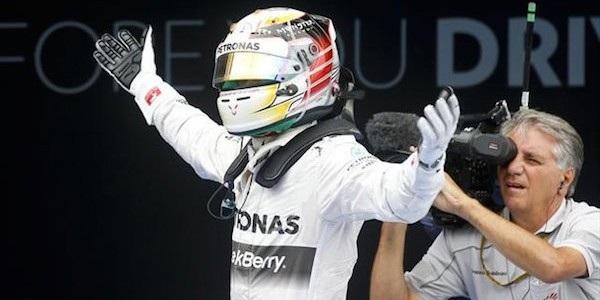 Formula 1 GP F1 del Messico trionfa Hamilton- 31/10