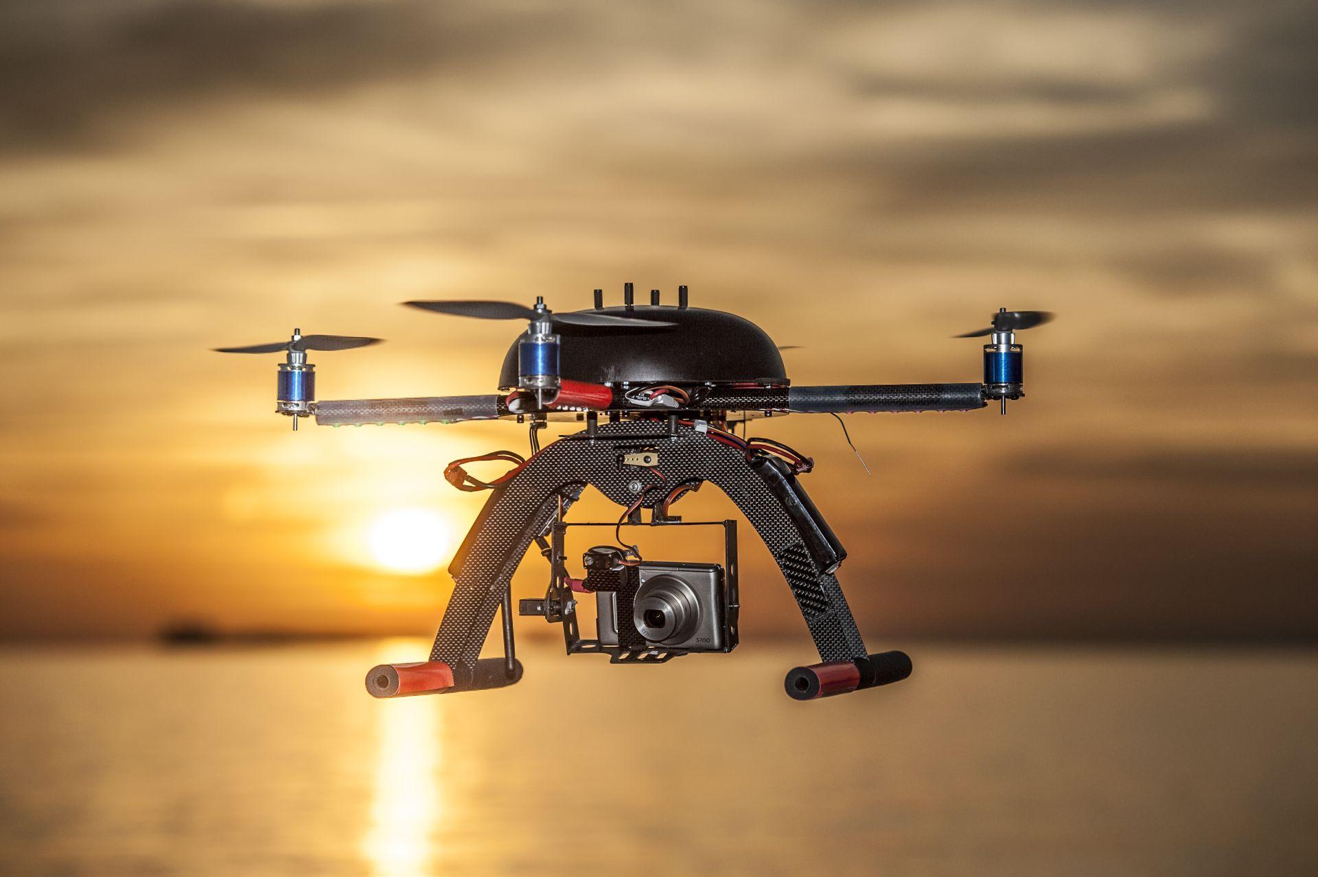 Arrivano i droni-repoter, nuova era per il giornalismo