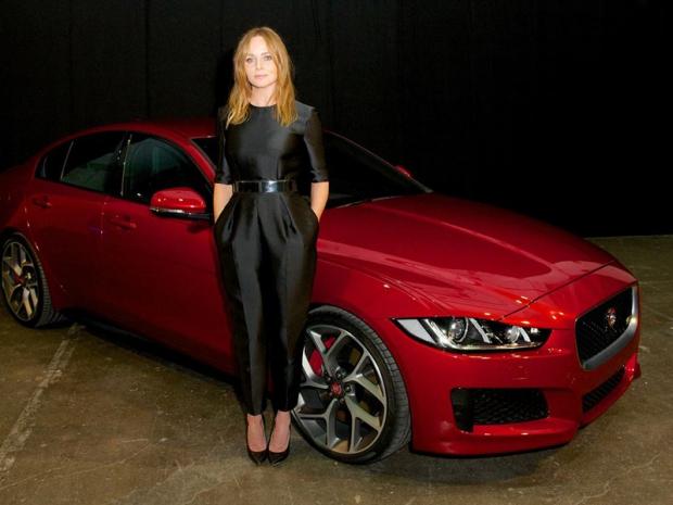 Stella McCartney e Jaguar assieme per il lancio della nuova Xe