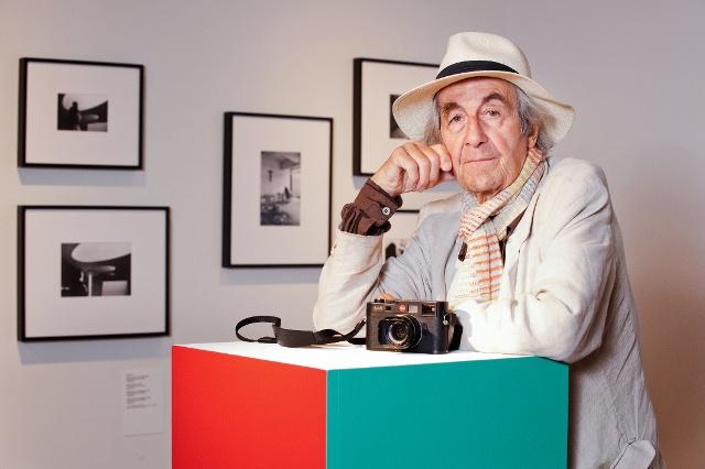 Morto Renè Burri, il fotografo che creò l'icona del