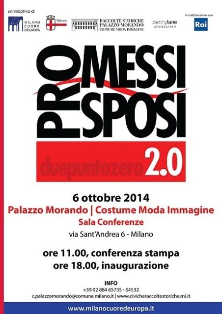 Promessi Sposi 2.0 in mostra a Milano