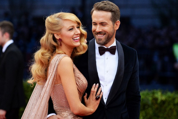 Primo bambino per Blake Lively e Ryan Reynolds