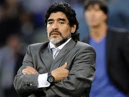 Maradona, schiaffi alla fidanzata. IL VIDEO