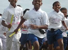 Race for Survival: 200 bambini a Roma contro la mortalità