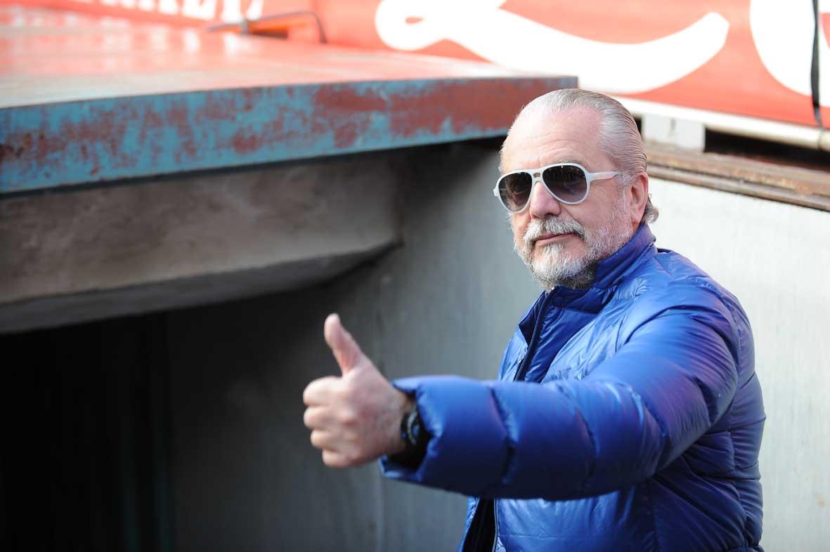 DE LAURENTIS: «Stiamo verificando la fattibilità del progetto che punta a far uscire il calcio italiano dal periodo difficile che sta vivendo negli ultimi anni».