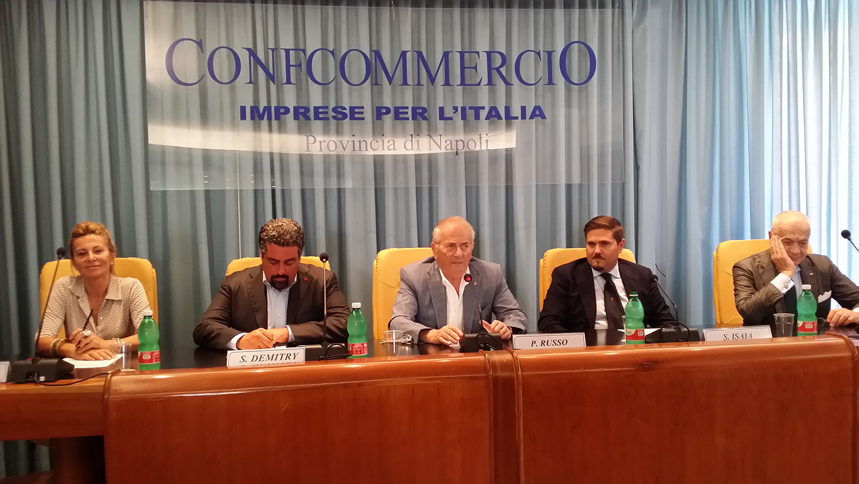 """Federsociale presenta a Napoli il """"call center della solidarietà"""""""