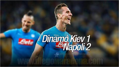 Le pagelle di Dinamo Kiev - Napoli