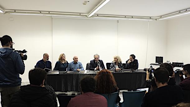 Fotografia: Steve Mc Curry, Presentazione alla stampa Museo PAN