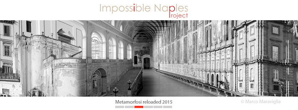 Arte: Impossible Naples Project mostra fotografica esperenziale