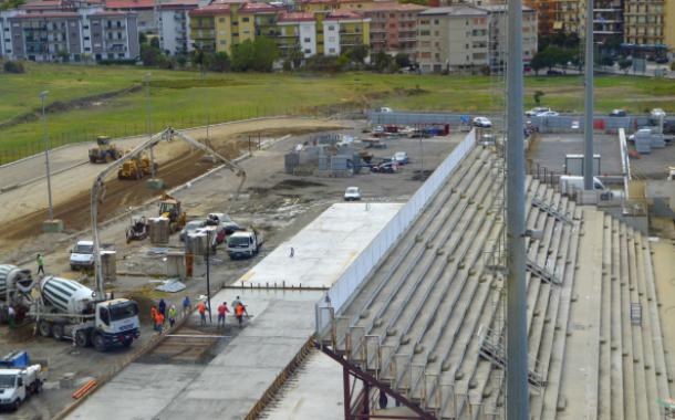 Campionato Serie A: lo Stadio Scida ritrova il suo Crotone