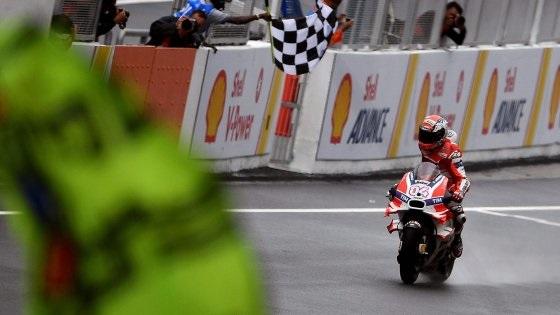 Moto GP: Andrea Dovizioso nuova tigre della Malesia.