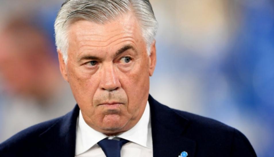 Napoli, Carlo Ancelotti è stato esonerato