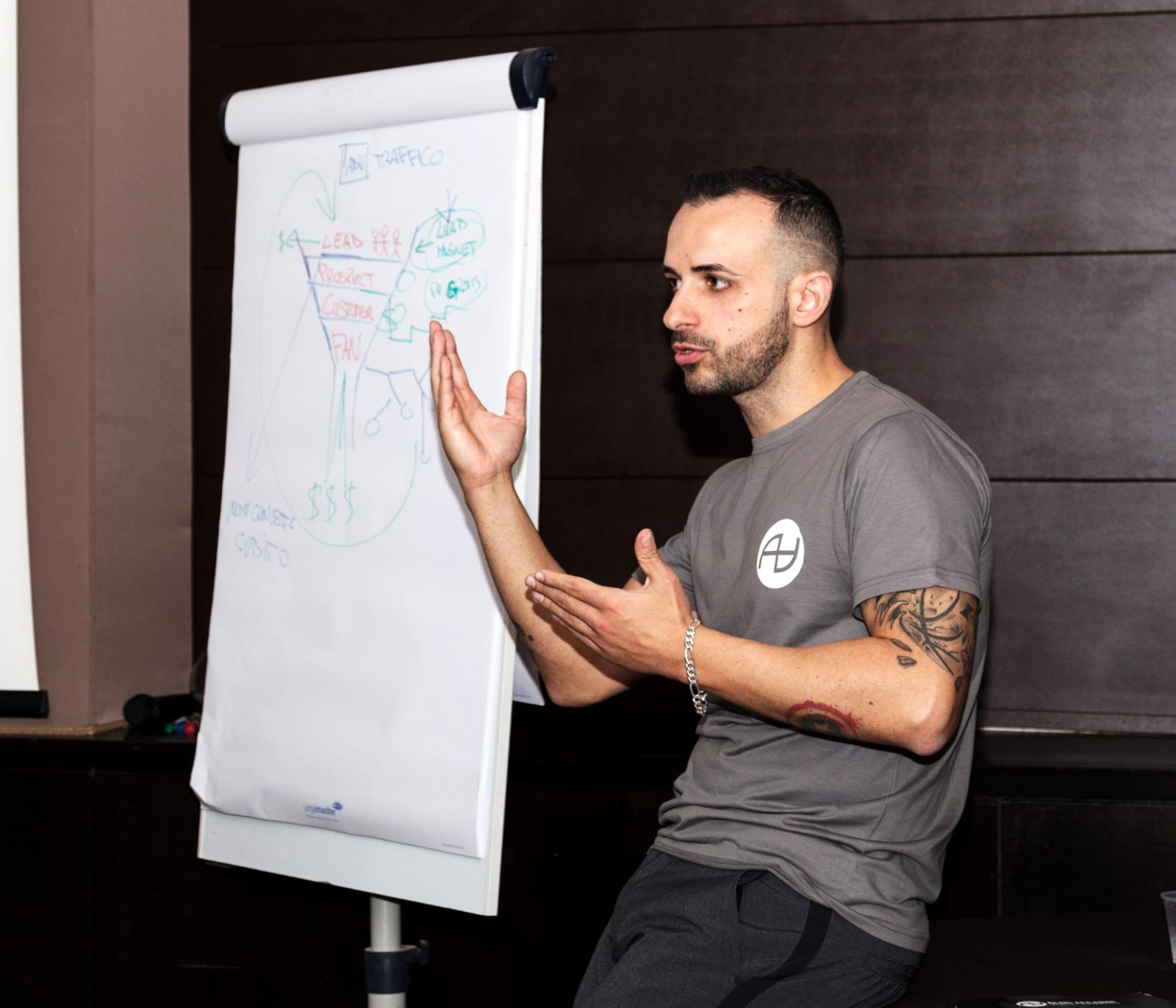 """Digital marketing, il mestiere del futuro. Parla Aldo: """"Così valorizziamo sul web idee, saperi e conoscenze"""""""